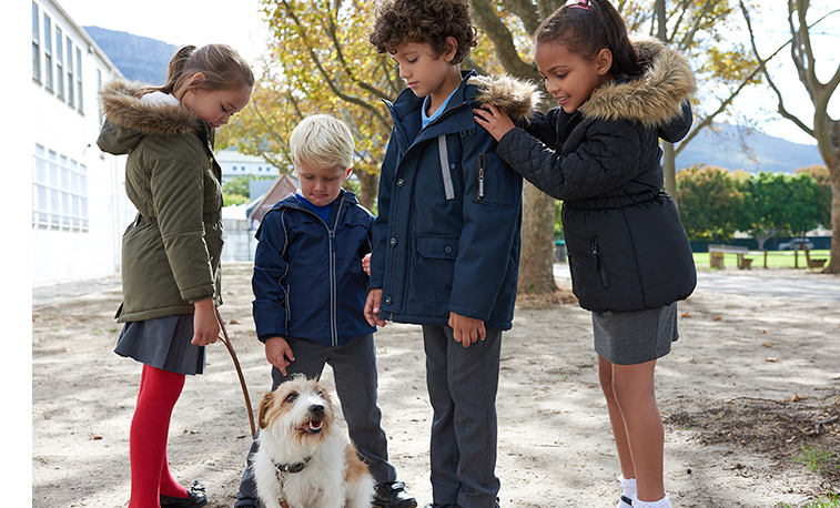 Browse a selection of kids coats and jackets at George.com