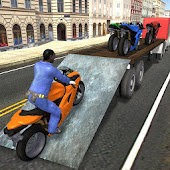 Heavy Bike Cargo Truck APK for Ubuntu