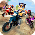 Dirtbike Survival Block Motos - Motorcycle Racing APK for Bluestacks