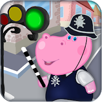 Kids Policeman Station For PC (Windows And Mac)