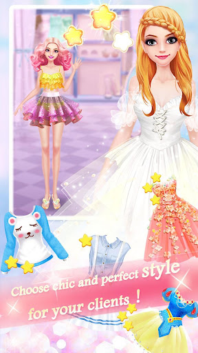 Fashion Shop - Girl Dress Up For PC