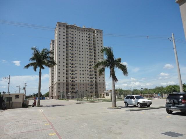 Apartamento em Parque Santo Amaro  -  Campos dos Goytacazes - RJ