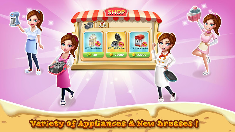 Rising Super Chef 2 : Cooking Game Screenshot 2