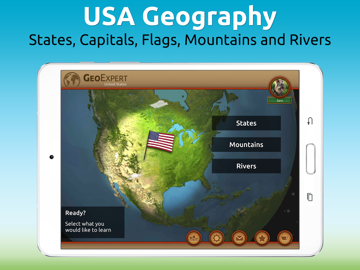 GeoExpert - USA Geography Screenshot 5