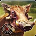 Warthog Target Shooting