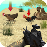 Sniper Shooter : Chicken Shooting Game Icon
