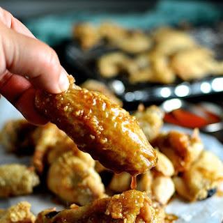 Honey Hot Sauce Chicken Recipes