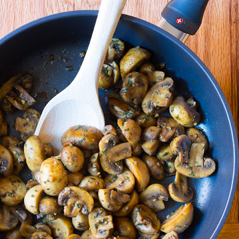 The Best Sautéed Mushrooms