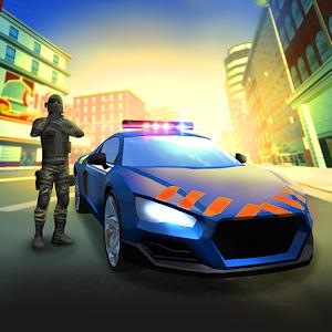 Cover art Police Driver vs Terrorist