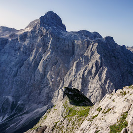 Mountain by Igor Gruber - Landscapes Mountains & Hills