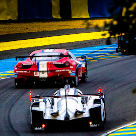 Le mans 2015 by James Calvert - Novices Only Sports