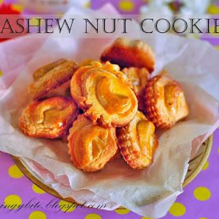Cashew Nut Cookies Recipes