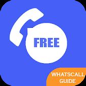 Download Full Guide whatscall Free Global Calls 1.1 APK
