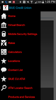 Screenshot of SIUE Credit Union
