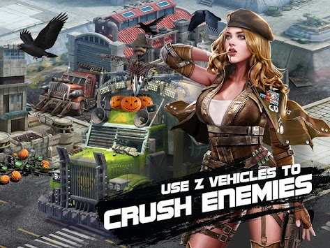 Last Empire - War Z: Strategy APK screenshot thumbnail 4