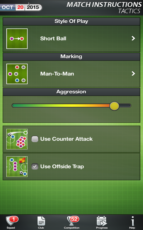 Football Director 17 - Soccer Screenshot 19