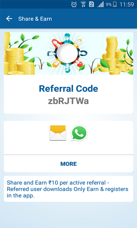 Only Earn - Get Free Recharge Screenshot 7