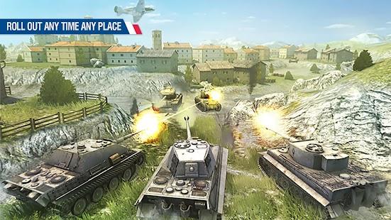 World of Tanks Blitz apk screenshot