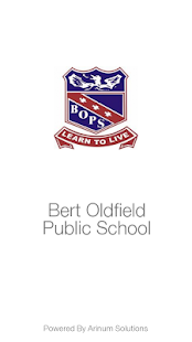 Bert Oldfield Public School - screenshot