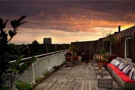 Roof Terrace Design Ideas - screenshot