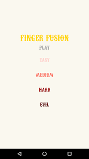 Finger Fusion - screenshot