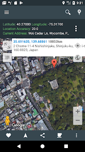 My Location: Maps, Navigation & Travel Directions APK for Bluestacks