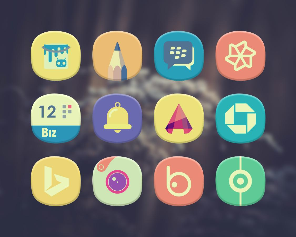 Classique Icon Pack Theme Screenshot 9