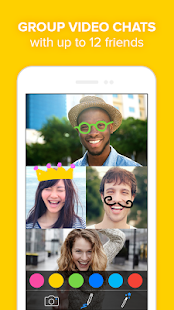 App Rounds Free Video Chat & Calls APK for Windows Phone