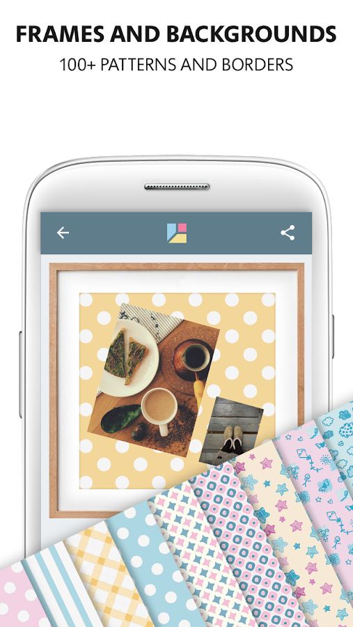 Layapp – Photo Collage Maker Screenshot 3