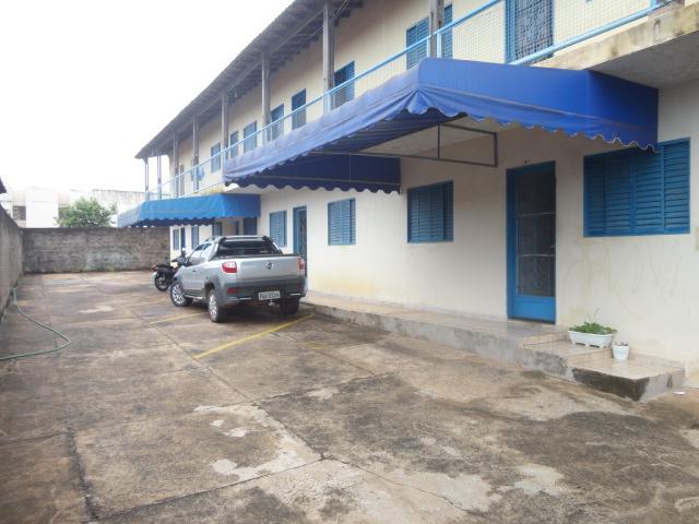 Apartamento com 1 dormitório para alugar, 39 m² por R$ 430/ano - Universitário - Uberaba/MG