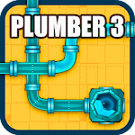 Plumber 3: Plumber Pipes Connect Game Icon