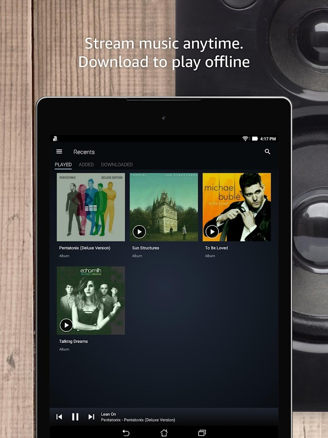 Amazon Music Screenshot 7