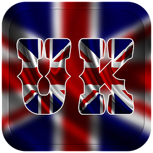UK Flag Letter Alphabet & Name for PC-Windows 7,8,10 and Mac