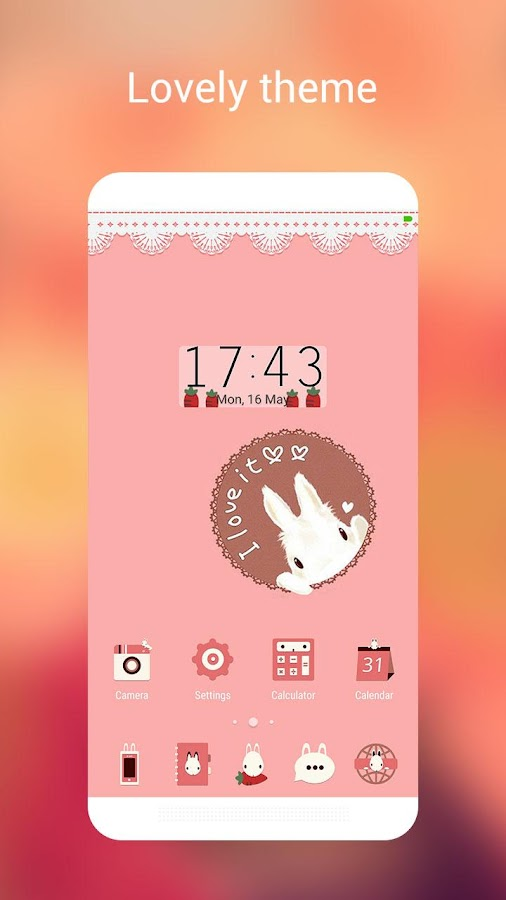 CC Launcher - Cool & Cute Screenshot 7