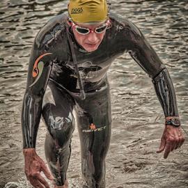 by Dragan Rakocevic - Sports & Fitness Swimming