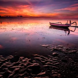 flume by Raung Binaia - Landscapes Sunsets & Sunrises