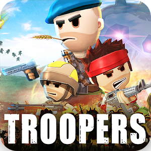 The Troopers: Special Forces For PC (Windows & MAC)