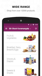 Ola Store – Grocery Delivery APK for Bluestacks