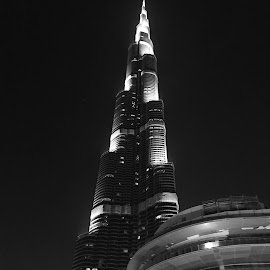 Burj Khalifa by Grant  Alexander - Buildings & Architecture Office Buildings & Hotels ( dubai )