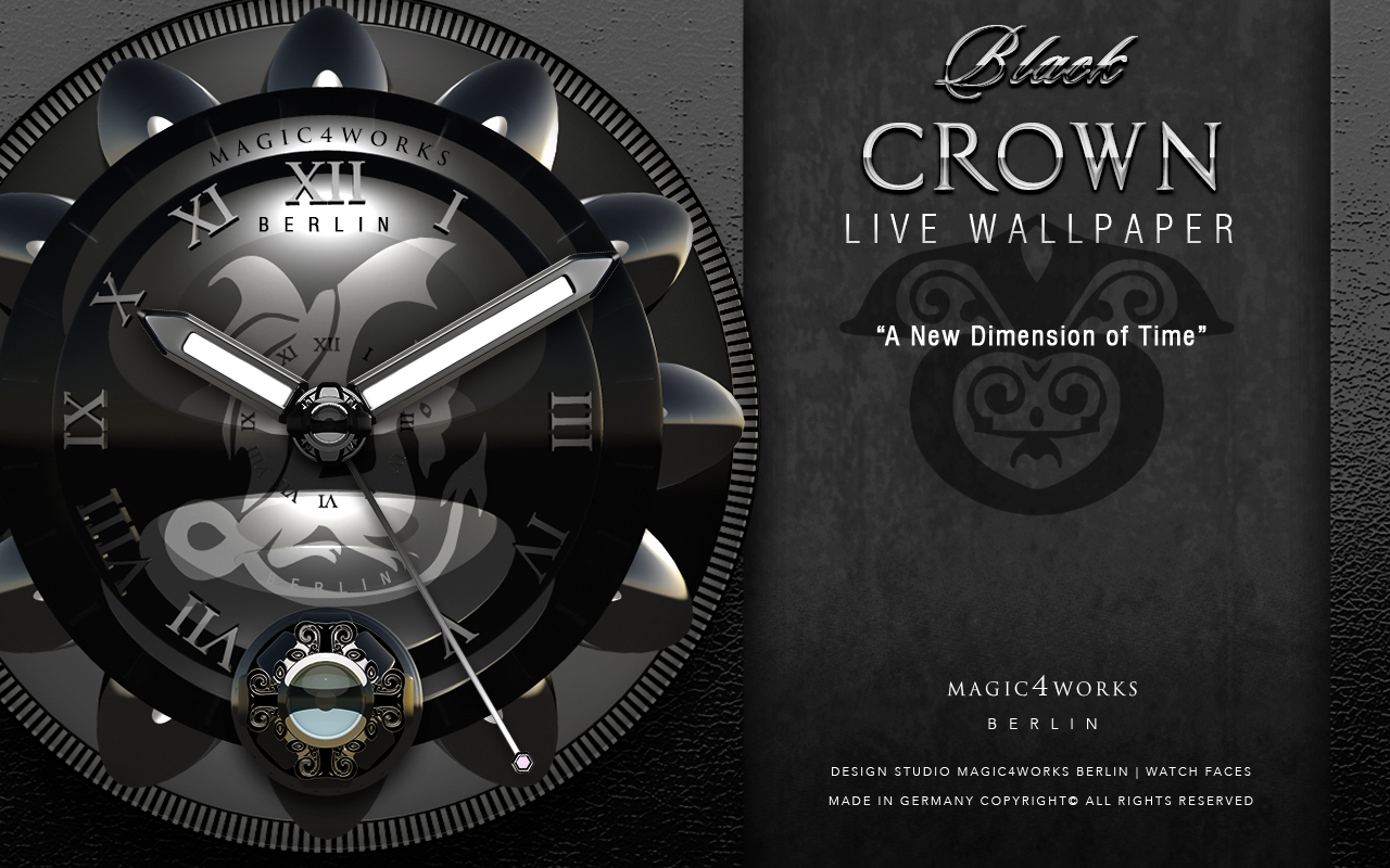 Designer Mega Clock Bundle LWP Screenshot 15