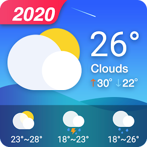 Weather Forecast - Weather Live & Radar & Widget For PC / Windows 7/8/10 / Mac – Free Download