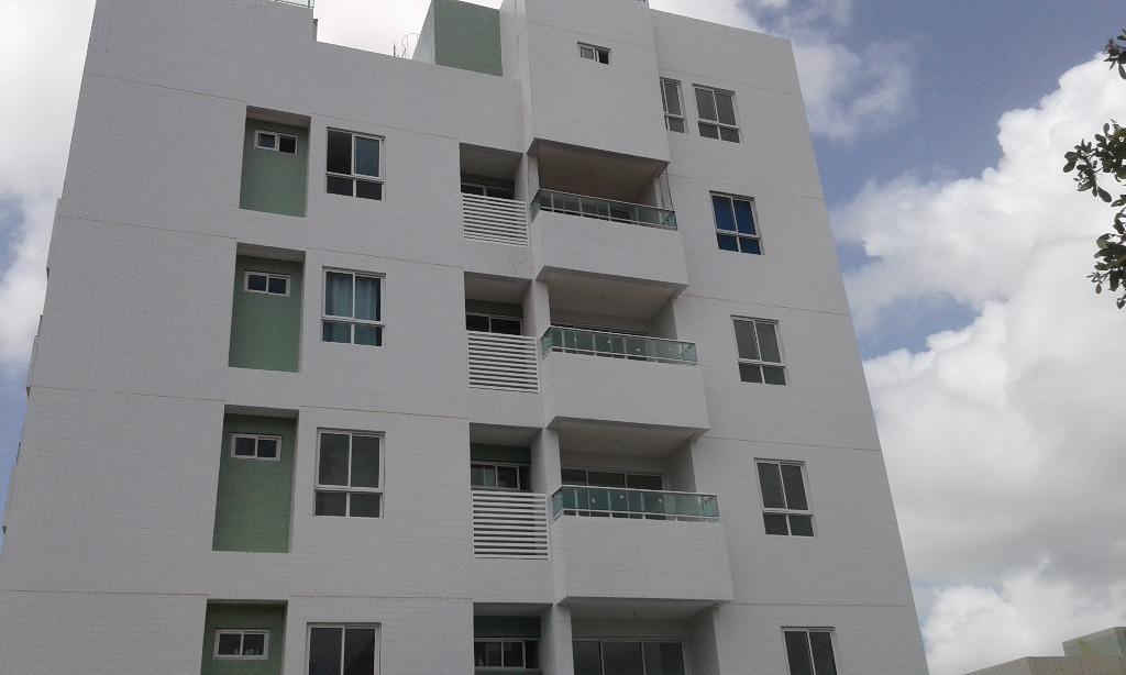 Apartamento residencial à venda, Bessa, João Pessoa - AP5679.