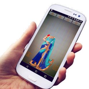 Womensaree suit photo maker - screenshot