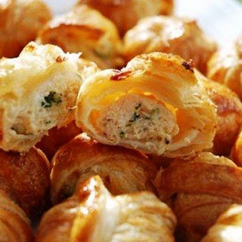 Fish Balls In Puff Pastry