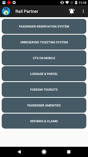 Rail Partner screenshot 5
