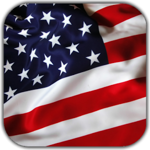 Flag of USA Video Wallpaper
