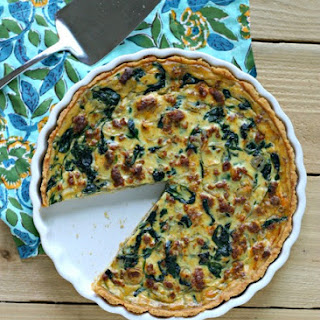 Chorizo Quiche Recipes