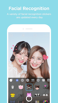 SNOW - Selfie, Hareket Sticker APK screenshot thumbnail 1