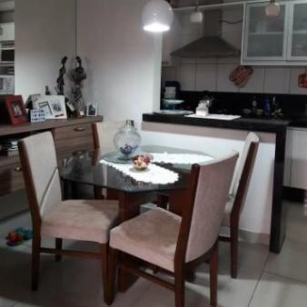 Apartamento com 3 dormitórios à venda, 59 m² por R$ 240.000 - Campos Elíseos - Ribeirão Preto/SP
