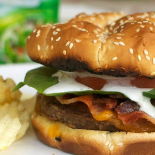 Bacon Ranch Burger